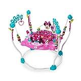 Bright Starts, Disney Baby Saltador y Centro de actividades Minnie con luces y...