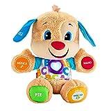 Fisher-Price Perrito primeros descubrimientos, juguete bebé +6 meses (Mattel...