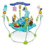 Bright Starts, Disney Baby Saltador y Centro de actividades Buscando a Nemo con...